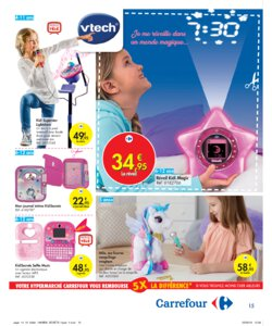 Catalogue Carrefour Belgique Noël 2019 page 15