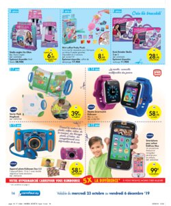 Catalogue Carrefour Belgique Noël 2019 page 16