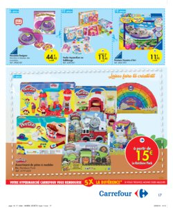 Catalogue Carrefour Belgique Noël 2019 page 17
