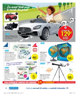 Catalogue Carrefour Belgique Noël 2019 page 18
