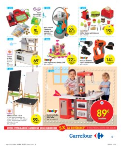 Catalogue Carrefour Belgique Noël 2019 page 19