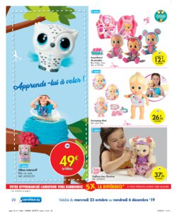 Catalogue Carrefour Belgique Noël 2019 page 20