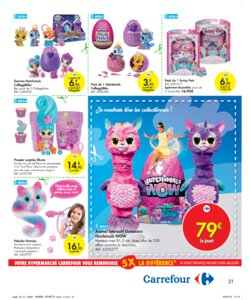 Catalogue Carrefour Belgique Noël 2019 page 21