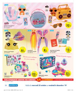 Catalogue Carrefour Belgique Noël 2019 page 22