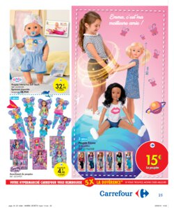 Catalogue Carrefour Belgique Noël 2019 page 25