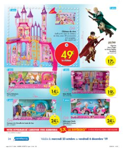 Catalogue Carrefour Belgique Noël 2019 page 26