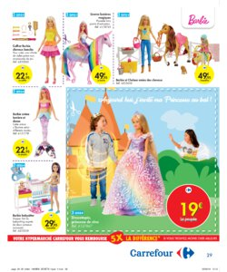 Catalogue Carrefour Belgique Noël 2019 page 29