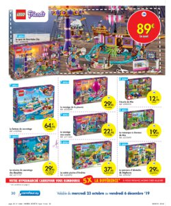 Catalogue Carrefour Belgique Noël 2019 page 30