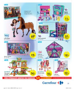 Catalogue Carrefour Belgique Noël 2019 page 31