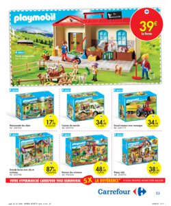 Catalogue Carrefour Belgique Noël 2019 page 33