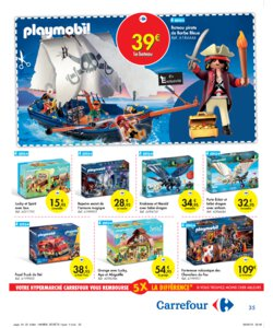 Catalogue Carrefour Belgique Noël 2019 page 35