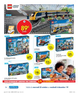 Catalogue Carrefour Belgique Noël 2019 page 36