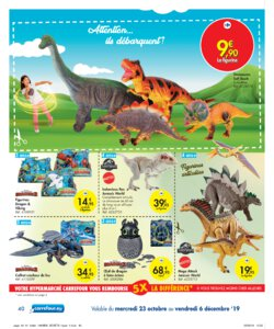 Catalogue Carrefour Belgique Noël 2019 page 40