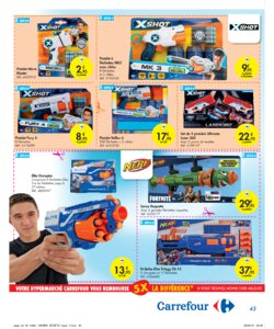 Catalogue Carrefour Belgique Noël 2019 page 43