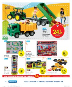 Catalogue Carrefour Belgique Noël 2019 page 44