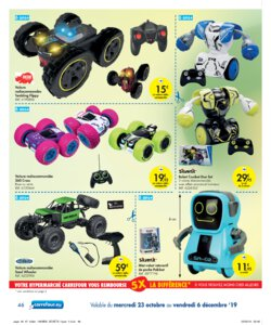 Catalogue Carrefour Belgique Noël 2019 page 46