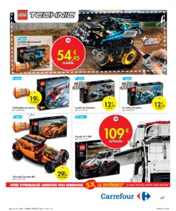 Catalogue Carrefour Belgique Noël 2019 page 47