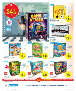 Catalogue Carrefour Belgique Noël 2019 page 48