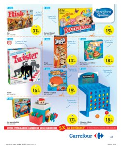 Catalogue Carrefour Belgique Noël 2019 page 51