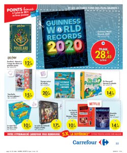 Catalogue Carrefour Belgique Noël 2019 page 55