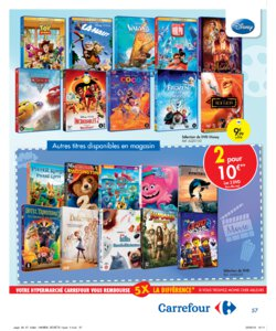 Catalogue Carrefour Belgique Noël 2019 page 57