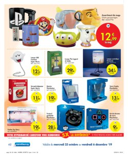 Catalogue Carrefour Belgique Noël 2019 page 62