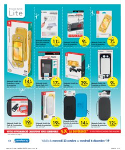 Catalogue Carrefour Belgique Noël 2019 page 66