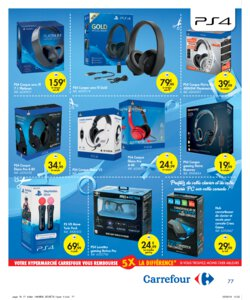 Catalogue Carrefour Belgique Noël 2019 page 77