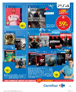 Catalogue Carrefour Belgique Noël 2019 page 79