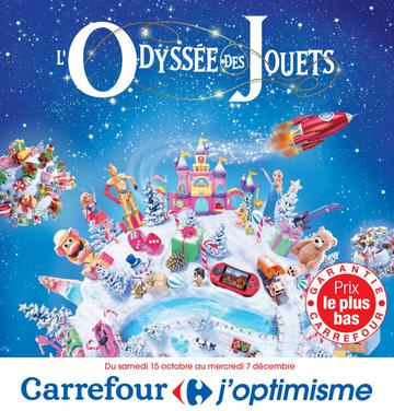 Catalogue Carrefour Noël 2016