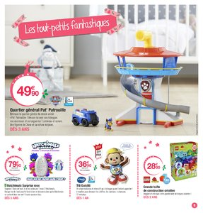 Catalogue Carrefour Noël 2017 page 5