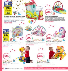 Catalogue Carrefour Noël 2017 page 10