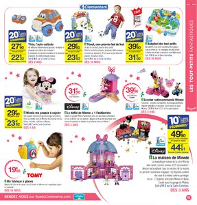 Catalogue Carrefour Noël 2017 page 11