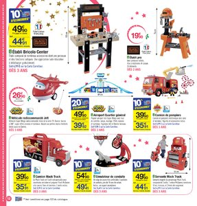Catalogue Carrefour Noël 2017 page 12