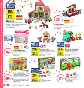 Catalogue Carrefour Noël 2017 page 14