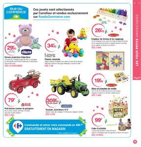 Catalogue Carrefour Noël 2017 page 15