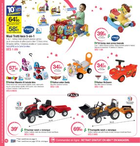 Catalogue Carrefour Noël 2017 page 16