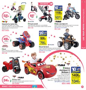 Catalogue Carrefour Noël 2017 page 17