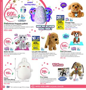 Catalogue Carrefour Noël 2017 page 18