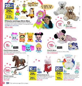 Catalogue Carrefour Noël 2017 page 20