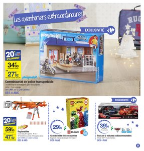 Catalogue Carrefour Noël 2017 page 21