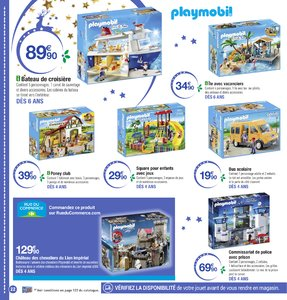 Catalogue Carrefour Noël 2017 page 22
