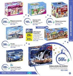 Catalogue Carrefour Noël 2017 page 23