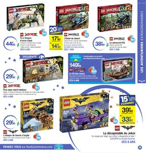 Catalogue Carrefour Noël 2017 page 25