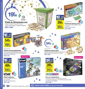 Catalogue Carrefour Noël 2017 page 26