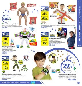 Catalogue Carrefour Noël 2017 page 27