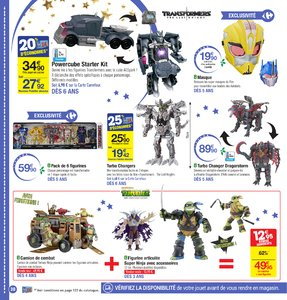 Catalogue Carrefour Noël 2017 page 30