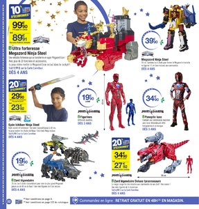 Catalogue Carrefour Noël 2017 page 32
