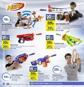 Catalogue Carrefour Noël 2017 page 34