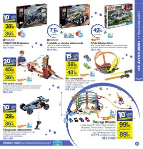 Catalogue Carrefour Noël 2017 page 37